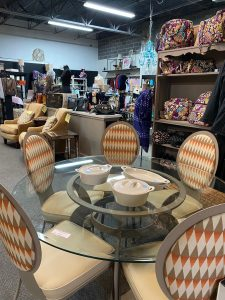 25% off all dining sets in Resale Store
